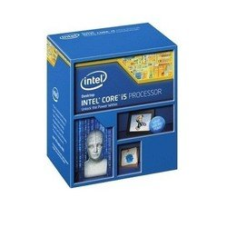 ���� intel core i5-4590 haswell (3300mhz, lga1150, l3 6144kb) (bx80646i54590sr1qj) (box)