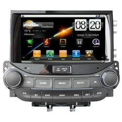 carsys android chevrolet malibu 8""