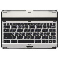 Vivacase VAP-AK00S02 Silver Bluetooth (серебристый)