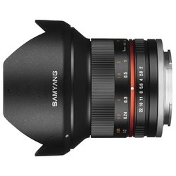 ��������� samyang 12mm f/2.0 ncs cs micro 4/3