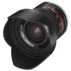 ���� samyang 12mm f/2.0 ncs cs micro 4/3