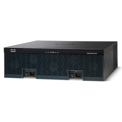Маршрутизатор Cisco 3925 Voice Bundle w/ PVDM3-64FL-CME-SRST-25 UC License PAK