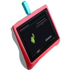 "Qumo Kids Tab 16GB 7"" (красный) :::"