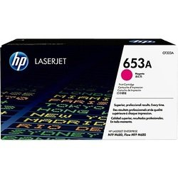 тонер-картридж для hp color laserjet enterprise m680dn, m680f, flow m680z (cf323a №653a) (пурпурный)