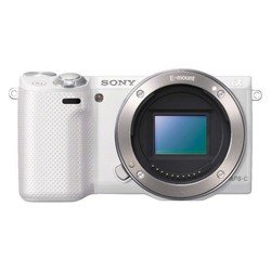 "��������� photocamera sony alpha nex-5rlw kit white 16.1mpix 16-50mm 3"" 1080p sdhc ms pro duo cmos 1x0 is el 24minf turlcd rotlcd toulcd 7fr/s raw 0fr/s hdmi wifi ���-� � ����������np-fw50"