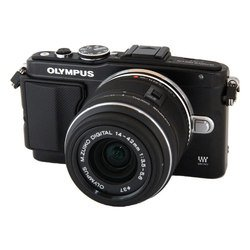 PhotoCamera Olympus Pen E-PL5 (black 16.1Mpix EZ-M 14-42II R 3 1080i SDHC turLCD TouLCD Li-Ion, Ком-т с объективом EZ-M1442)