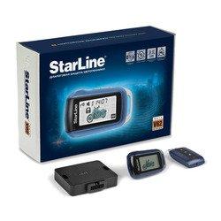 Мотосигнализация StarLine V62