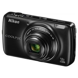 nikon coolpix s810c +16gb (черный) :::