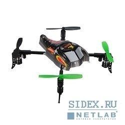 Квадрокоптер WL Toys V202 6 axis gyro UFO small size