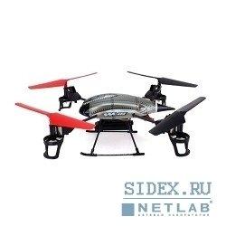 Квадрокоптер р/у V959 с видеокамерой,  2.4G,  4CH,  3-х осевой гироскоп