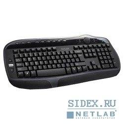 Клавиатура DELUX DLK-9050U USB (черный)