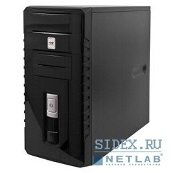 корпус mini tower inwin enr-030bl black 400w matx [6084969]