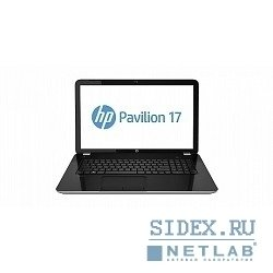 "ноутбук f8s61ea hp pavilion 17-e158sr i3-3110m/4gb/500gb/dvd-smulti/17.3"" hd+/hd8670m 1gb/wifi/bt/cam/win 8.1"