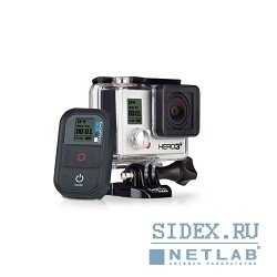 Экшн камера GoPro HERO3+ Black Edition CHDHX-302/CHDMX-302