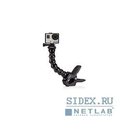���������-�������� ��� ����� gopro (flex clamp acmpm-001)