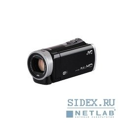 "����������� jvc gz-e305be ������ (2.5mpx,  40x opt zoom,  3""lcd,  sd,  sdhc,  sdxc)"