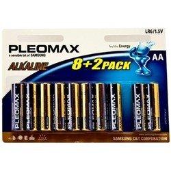 ����������� ��������� �� (Samsung Pleomax LR6-8+2BL) (10 ��.)