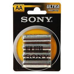 Батарейки AA (Sony R6-4BL New Ultra) (4 шт.)