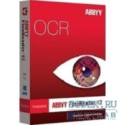 abbyy finereader 12 professional edition (af12-1s1b01-102) (коробка)