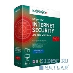 ��������� ����������� KL1941RBCFS Kaspersky Internet Security Multi-Device Russian Edition. 3-Device 1 year Base Box