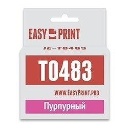 �������� ��� epson stylus photo r200, r220, r300, r300me, r320, r340, rx500, rx600, rx620, rx640 (easyprint ie-t0483) (���������, � �����)