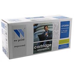 Картридж для HP LaserJet Pro 400 M401, M401dn, MFP M425, MFP M425dn, MFP M425dw (NV Print CF280A) (черный)