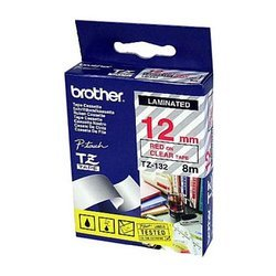 ��������� �������� ��� brother p-touch (tz-132) (������� ����� �� ���������� ����) (12 ��)