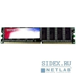 модуль памяти patriot ddr 1gb (pc3200) 400mhz [psd1g400]