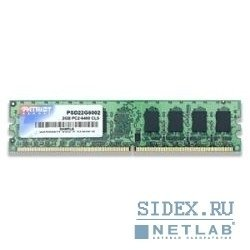 модуль памяти patriot ddr2 2gb (pc2-6400) 800mhz [psd22g8002(6/h)]
