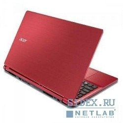 "ноутбук acer aspire v5-572pg-33226g50arr 15.6"" multi-touch hd/intel core i3-3227u/6gb/500gb/nv gt 720m 2g/wifi/bt/camera/4 cell/w8sl64/red [nx.meaer.001]"