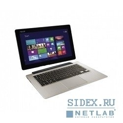 "ноутбук asus tx300ca intel i5 3337u/4/320gb+128gb ssd/no odd/13.3"" fhd ips multi-touch/shared/wi-fi/windows 8 [90nb0071-m03700]"