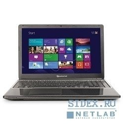 "ноутбук packard bell te69kb-45004g50mnsk a4 5000/4gb/500gb/dvdrw/hd8330m/15.6""/wxga/1366x768/linux boot-up/silver/black/6c/wifi/cam [nx.c2cer.005]"