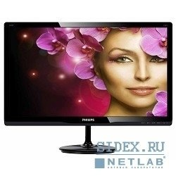 "монитор lcd philips 23, 6"" 247e4lsb/01(00) led dvi"