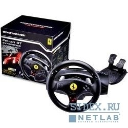руль thrustmaster [2960697] ferrari gt experience ra 3 in 1 (pc,  ps3,  ps2)(usb + gameport)