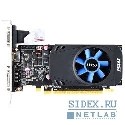 видеокарта msi r7730-1gd3/lp  radeon hd 7730 1024mb 128bit ddr3 800/1600 dvi/hdmi/dp/hdcp rtl