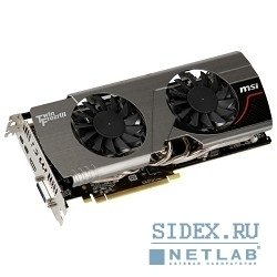 видеокарта msi r7950 3gd5/oc be rtl,  3gb gddr5, dvi-i, hdmi, mdp, pci-e ati