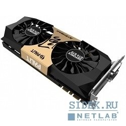 видеокарта palit geforce gtx670 jetstream 2048mb 256b gddr5 dual dvi hdmi dp pci-express rtl