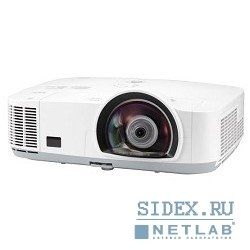 �������� nec m300xs(g) lcd,  3000 ansi lm,  xga,  ��������������� 0.47:1,  2000:1,  2xusb viewer (jpeg),  rj45,  hdmi,  rs232,  4000 �. ����� (eco mode),  10w,  4 ��