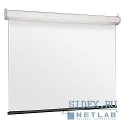 """экраны Draper Экран Luma HDTV (9:16) 269/106"""" 132*234 MW ebd 12'' case white"""