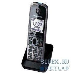 Panasonic KX-TGA671 (черный)