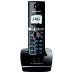 DECT-телефон Panasonic KX-TG8051 (черный)