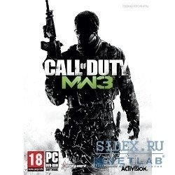 игры call of duty: modern warfare 3 pc-dvd (jewel)