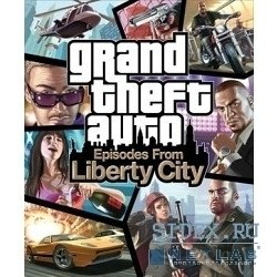 игры grand theft auto episodes from liberty city pc-dvd (jewel)