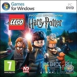 игры lego harry potter рус. версия pc-dvd (jewel): года 1-4