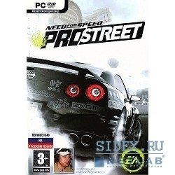 ���� need for speed prostreet [pc jewel ������� ������]