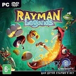 игры rayman legends [pc,  jewel,  русская версия]