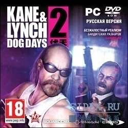 ���� kane & lynch 2: dog days ���. ������ pc-dvd (jewel)