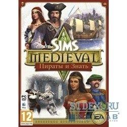 ���� Sims Medieval: ������ � �����. ��������� ����������� [PC-DVD Box,  ������� ������]