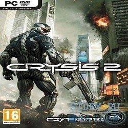 Игры Crysis 2 [PC-DVD,  Jewel,  русская версия]