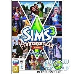 ���� Sims 3: ������������ �����. ���������� [PC, Box,  ������� ������]